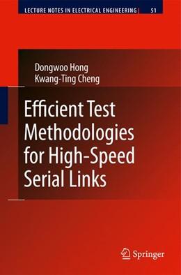 Abbildung von Hong / Cheng | Efficient Test Methodologies for High-Speed Serial Links | 2012 | 51