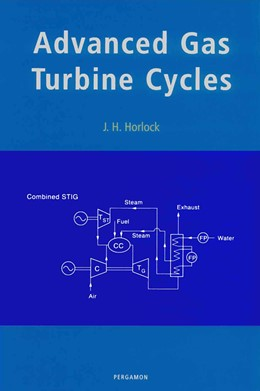 Abbildung von Horlock | Advanced Gas Turbine Cycles | 2003