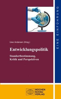 Abbildung von Andersen | Entwicklungspolitik – eine Zwischenbilanz | 2012