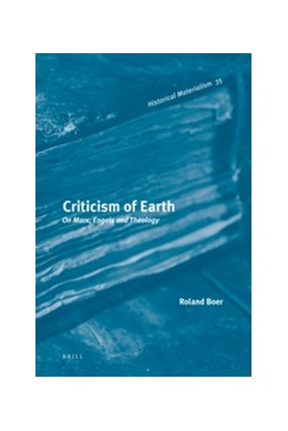 Abbildung von Boer   Criticism of Earth   2012
