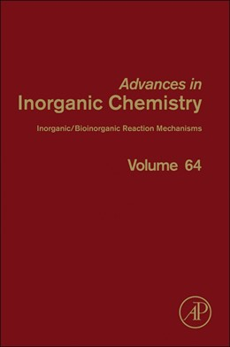 Abbildung von Inorganic/Bioinorganic Reaction Mechanisms | 2012 | 64