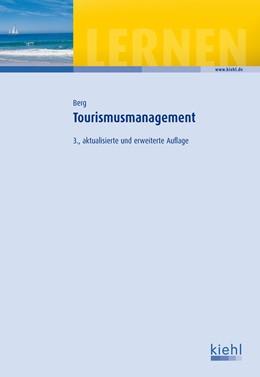 Abbildung von Berg | Tourismusmanagement | 3., aktualisierte Auflage | 2012