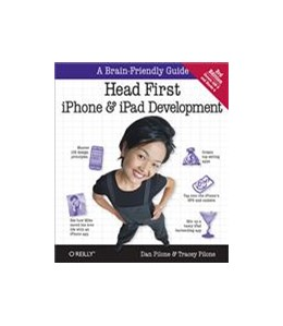 Abbildung von Dan Pilone / Tracey Pilone | Head First iPhone and iPad Development | 2014 | A Learner's Guide to Creating ...