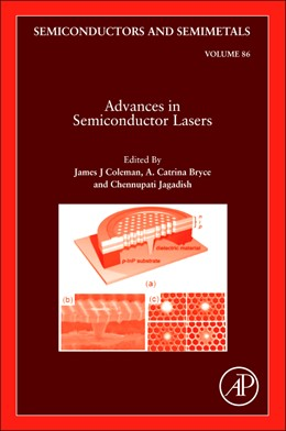 Abbildung von Advances in Semiconductor Lasers | 2012 | 86