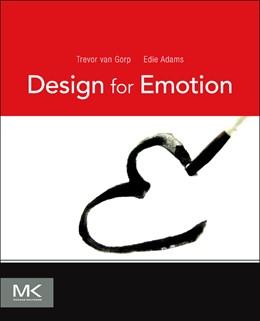 Abbildung von van Gorp / Adams | Design for Emotion | 2012