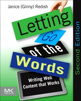 Abbildung von Redish | Letting Go of the Words | 2012 | Writing Web Content that Works