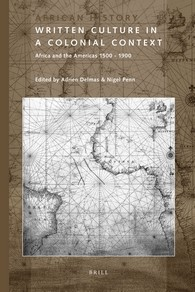 Abbildung von Delmas / Penn   Written Culture in a Colonial Context   2012
