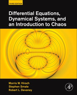 Abbildung von Hirsch / Smale / Devaney | Differential Equations, Dynamical Systems, and an Introduction to Chaos | 2012
