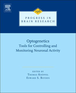 Abbildung von Optogenetics | 2012 | Tools for Controlling and Moni... | 196