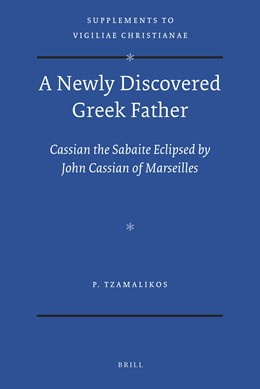 Abbildung von Tzamalikos | A Newly Discovered Greek Father | 2012