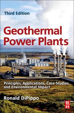 Abbildung von DiPippo | Geothermal Power Plants | 2012 | Principles, Applications, Case...