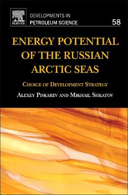 Abbildung von Piskarev / Shkatov | Energy Potential of the Russian Arctic Seas | 2012 | Choice of Development Strategy | 58