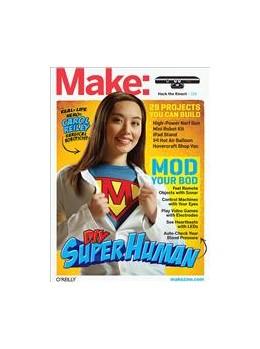 Abbildung von Mark Frauenfelder | Make: Technology on Your Time Volume 29 | 2012