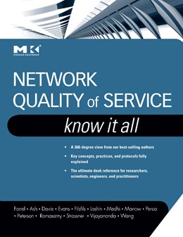 Abbildung von Farrel | Network Quality of Service Know It All | 2008 | Know It All