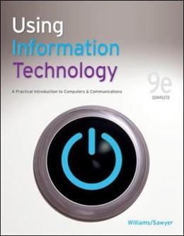 Abbildung von Williams / Sawyer | Using Information Technology 9e Complete Edition | 2010