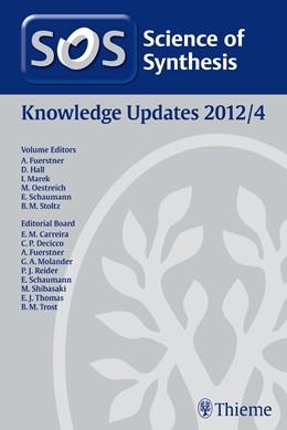 Abbildung von Science of Synthesis Knowledge Updates 2012 Vol. 4 | 2012