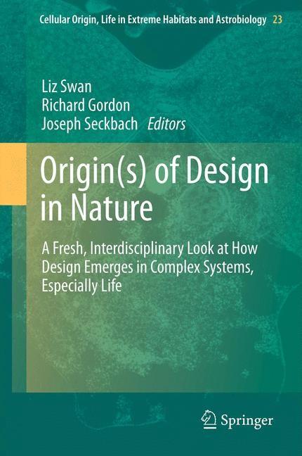 Abbildung von Swan / Gordon / Seckbach | Origin(s) of Design in Nature | 2012