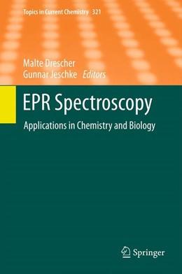 Abbildung von Drescher / Jeschke   EPR Spectroscopy   2012   Applications in Chemistry and ...   321