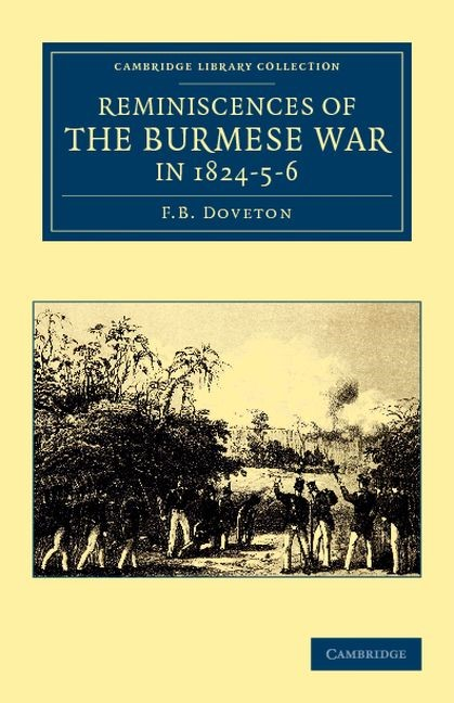 Abbildung von Doveton | Reminiscences of the Burmese War in 1824-5-6 | 2012