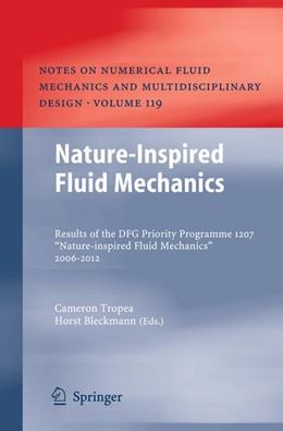 Abbildung von Tropea / Bleckmann   Nature-Inspired Fluid Mechanics   2012   Results of the DFG Priority Pr...   119