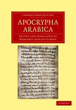 Abbildung von Apocrypha Arabica | 2012