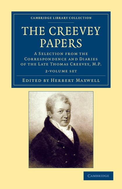 Abbildung von Creevey / Maxwell | The Creevey Papers 2 Volume Set | 2012