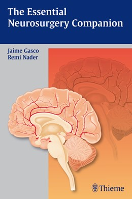 Abbildung von Gasco / Nader | The Essential Neurosurgery Companion | 2012