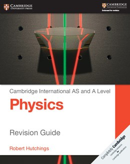 Abbildung von Hutchings | Cambridge International AS and A Level Physics Revision Guide | 2015