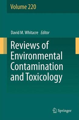 Abbildung von Whitacre | Reviews of Environmental Contamination and Toxicology | 2012 | 220