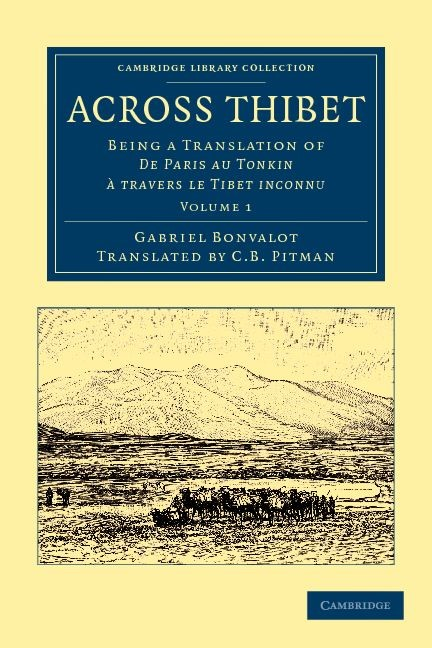 Abbildung von Bonvalot   Across Thibet   2012