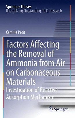 Abbildung von Petit   Factors Affecting the Removal of Ammonia from Air on Carbonaceous Materials   2012   Investigation of Reactive Adso...
