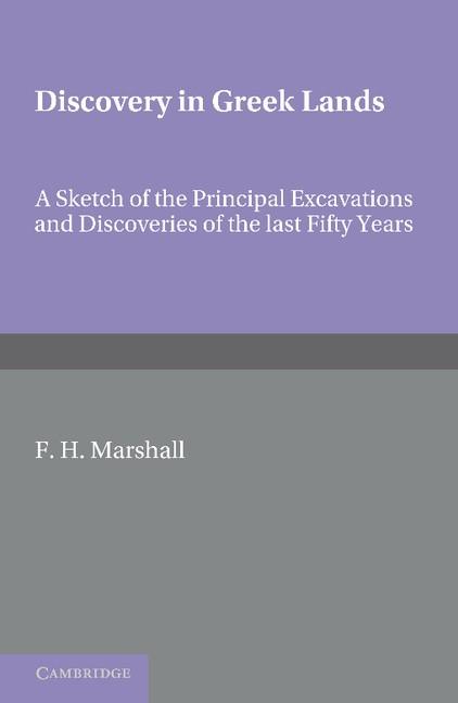 Abbildung von Marshall | Discovery in Greek Lands | 2012