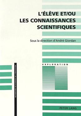 Abbildung von Giordan | L'élève et/ou les connaissances scientifiques | REV | 1994 | Approche didactique de la cons... | 83