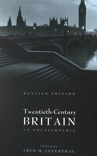 Abbildung von Leventhal   Twentieth-Century Britain   2003