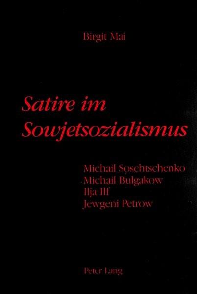 Abbildung von Mai | Satire im Sowjetsozialismus | 1993