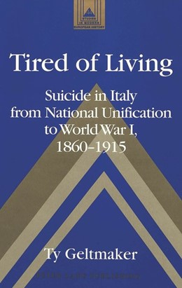 Abbildung von Geltmaker | Tired of Living | 2002 | Suicide in Italy from National... | 44