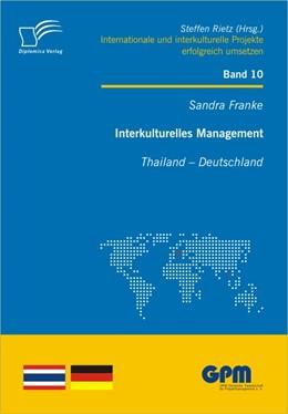 Abbildung von Franke   Interkulturelles Management   2012   Thailand - Deutschland