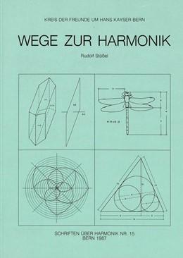 Abbildung von Stößel   Wege zur Harmonik   1987