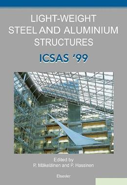 Abbildung von Mäkeläinen / Hassinen   Light-Weight Steel and Aluminium Structures   1999   ICSAS '99
