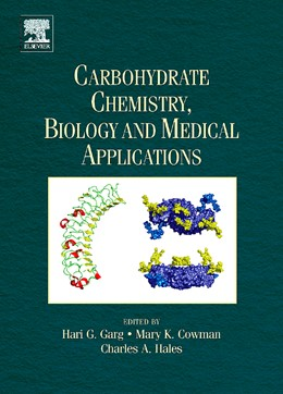 Abbildung von Garg / Cowman / Hales | Carbohydrate Chemistry, Biology and Medical Applications | 2008