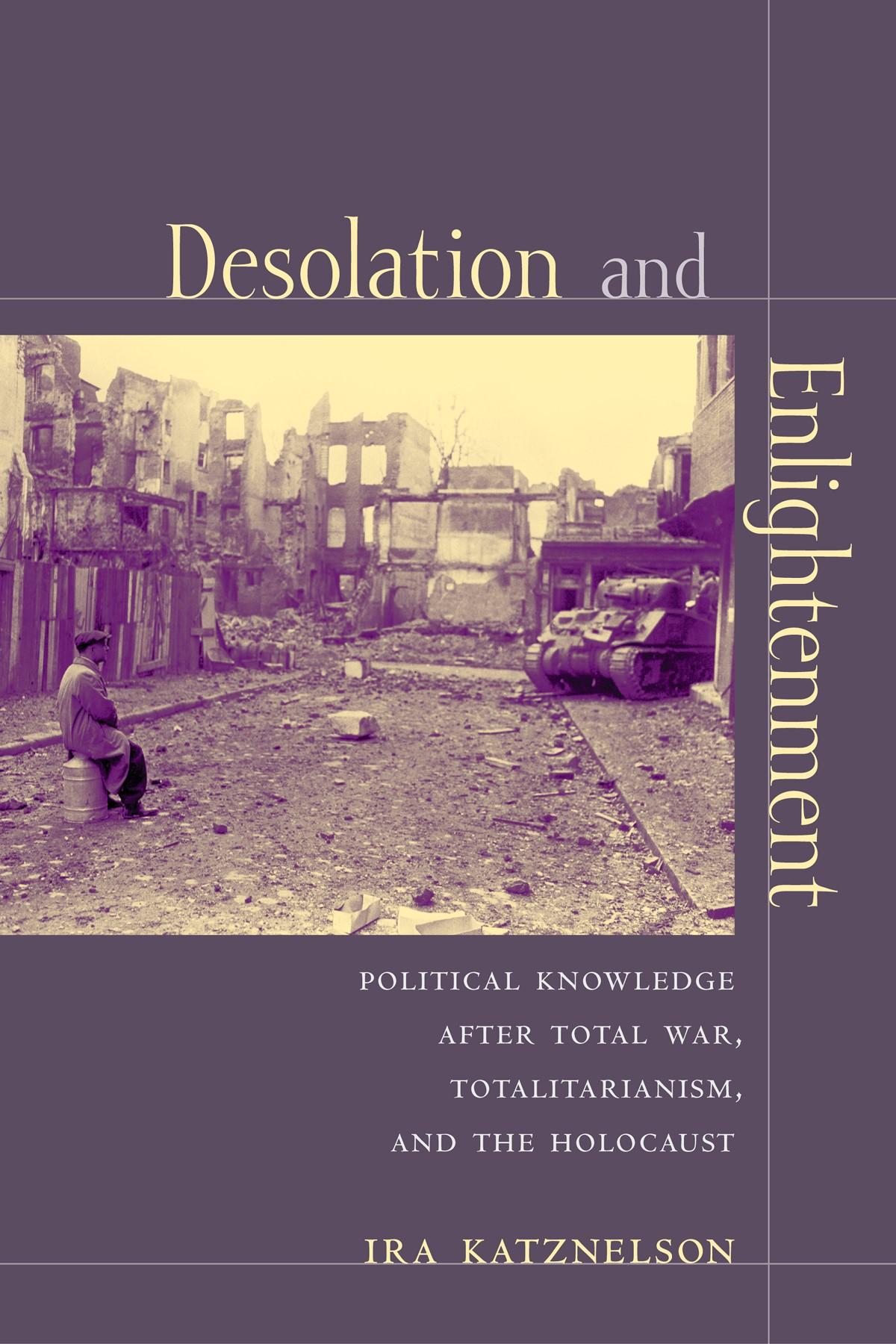 Abbildung von Katznelson | Desolation and Enlightenment | 2003
