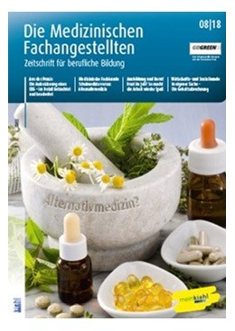 Abbildung von Die Medizinischen Fachangestellten | 2020 | Zeitschrift für berufliche Bil...