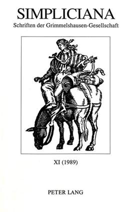 Abbildung von Tarot | Simpliciana | 1989 | Schriften der Grimmelshausen-G... | 11