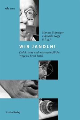 Abbildung von Schweiger / Nagy | Wir Jandln! | 2013 | Didaktische und wissenschaftli... | 18