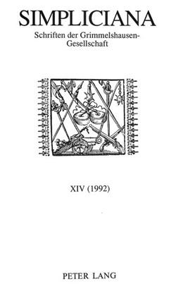 Abbildung von Tarot | Simpliciana | 1992 | Schriften der Grimmelshausen-G... | 14