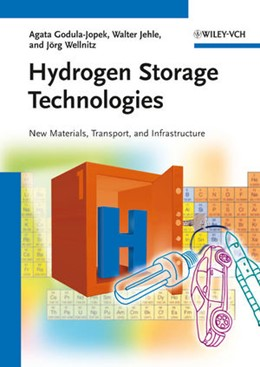 Abbildung von Godula-Jopek / Jehle / Wellnitz | Hydrogen Storage Technologies | 2012 | New Materials, Transport and I...