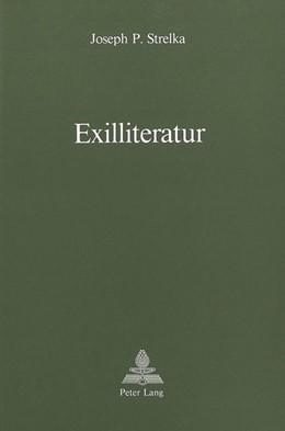 Abbildung von Strelka | Exilliteratur | 1983 | Grundprobleme der Theorie Aspe...