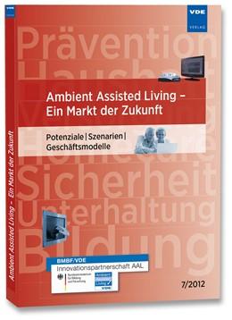 Abbildung von Rode-Schubert | Ambient Assisted Living – Ein Markt der Zukunft | Neuerscheinung | 2015 | Potenziale | Szenarien | Gesch...