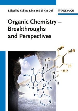 Abbildung von Ding / Dai | Organic Chemistry - Breakthroughs and Perspectives | 2012