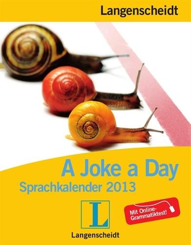 Langenscheidt Sprachkalender 2013, 2012 (Cover)